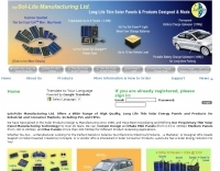 SOL-Lite Mfg. Ltd
