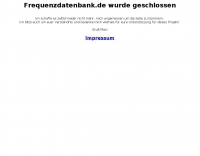 Frequenzdatenbank.de