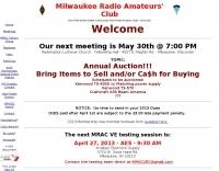 Milwaukee Radio Amateurs' Club