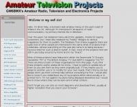 GW6BWX ATV Projects