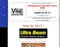 Vine Antennas Ltd -  Vinecom