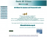 Garth RF Filters