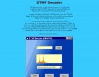DTMF Decoder