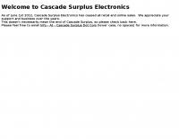 Cascade Surplus Electronics
