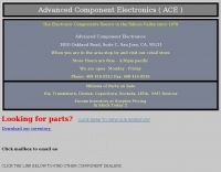 Advanced Component Electronics