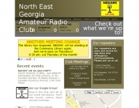 NEGARC Northeast Georgia Amateur Radio Club