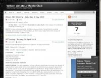 WC4AR Wilson Amateur Radio Club