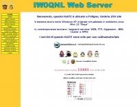 IW0QNL's HamRadio Web Server