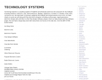 Technology Systems