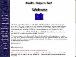 Alaska Snipers Net