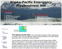 Alaska-Pacific Emergency Preparedness Net