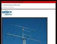ZX 6-6 50 MHz Yagi Antenna