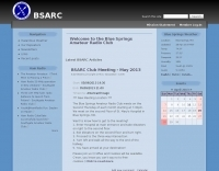 BSARC  Blue Springs Amateur Radio Club