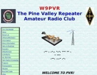 W9PVR Pine Valley Repeater ARC