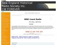 New England Historical Radio Society