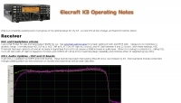 N1EU's Elecraft K3 Operating Notes