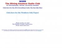 W�MR The Mining Amateur Radio Club