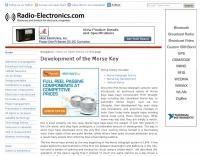 Development of the Morse Key