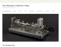 The Vibroplex Collector's Page