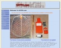 G4TPH Magnetic Loop Antennas