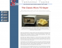 The Classic Micro TO Keyer