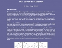 DF Antenna for 2 meters