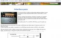Digital modes interface