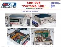 SDR-908 Portable SDR