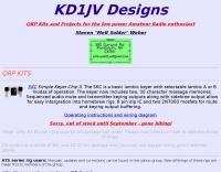 KD1JV Designs