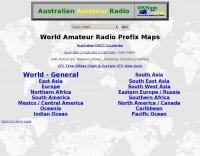 World Ham Prefix Maps