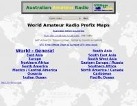 World Ham Prefix Maps