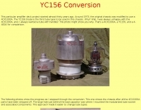 YC156 Conversion
