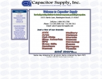 Capacitor Supply Inc