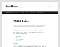 PSK31 How To Guide