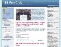 ISS Fan Club
