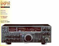 Yaesu FT-2000 features