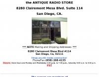 Antique Radio Store