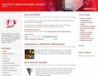 W9OG  Tri-State Amateur Radio Society