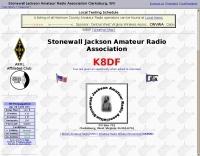 K8DF Stonewall Jackson Amateur Radio Association