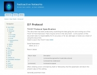 TH-D7 Protocol Specification