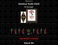 Amateur Radio KX2S web site
