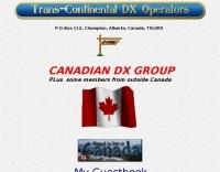 Trans-Continental Dx Operators