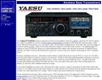 Yaesu FT DX-9000, FT9000d, FTdx9000mp, FTdx9000 Contest Transceivers