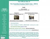 W4CQ  The Charlotte Amateur Radio Club