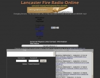 Lancaster County fire feed
