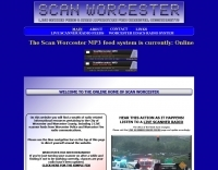 Worcester Police live feed