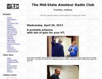 The Mid-State Amateur Radio Club