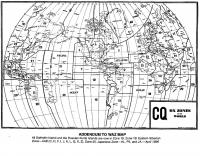 WAZ Map