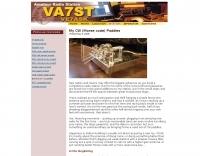 VA7ST CW Paddles