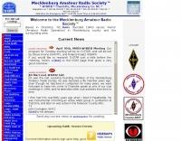 W4BFB Mecklenburg Amateur Radio Society